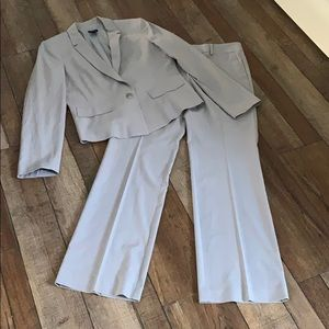 Ann Taylor sz 8 classic pant suit euc
